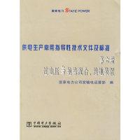 供电生产常用指导性技术文件及标准:第六册过电压与绝缘配合、接地装置