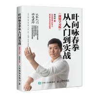 叶问咏春拳从入门到实战 视频学习版