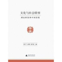 文化与社会转型:理论框架和中国语境