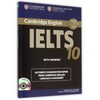 新东方剑桥雅思全真试题10 剑桥真题10IELTS10