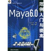 Maya 6.0范例入门与提高(附CD—ROM光盘一张)——范例入门与提高丛书