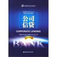 公司信贷 (2013版中国银行从业教材 )