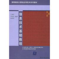 信息技术基础教程(高等院校计算机应用技术系列教材)