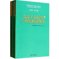 农民工市民化与内需拉动研究-(全2册)