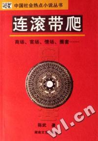 连滚带爬/中国社会热点小说丛书