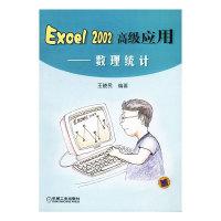 Excel2002高级应用:数理统计