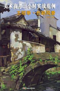 美术高考三小时实战范例:王昭举.色彩风景