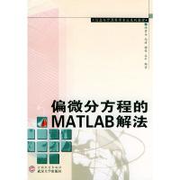 偏微分方程的MATLAB解法