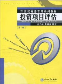 投资项目评估(第三版)