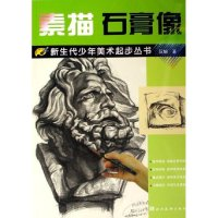 素描石膏像/新生代少年美术起步丛书(新生代少年美术起步丛书)