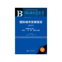 国际城市蓝皮书:国际城市发展报告(2017)