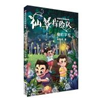 中医药世界探险故事:魔幻学校