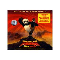 功夫熊猫电影原声带(CD)