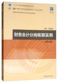 财务会计分岗核算实务(第三版)