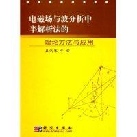 电磁场与波分析中半解析法的理论方法与应用
