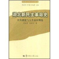 湖北新民主革命史中共创建与革命时期卷