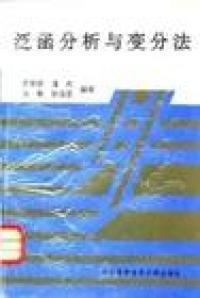泛函分析与变分法