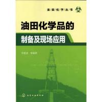 油田化学品的制备及现场应用(内容一致,印次、封面或原价不同,统一售价,随机发货)