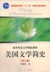 美国文学简史(第三版)(内容一致,印次、封面或原价不同,统一售价,随机发货)