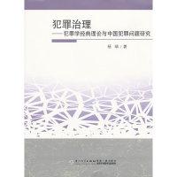 犯罪治理(犯罪学经典理论与中国犯罪问题研究)