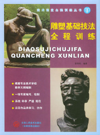 雕塑基础技法全程训练——美术课堂全程训练丛书