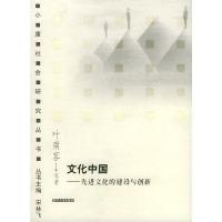 文化中国(先进文化的建设与创新)/小康社会研究丛书