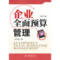 企业全面预算管理(第二版)