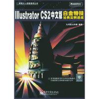 IIIustrator CS2 中文版白金特技经典实例速成