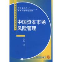 中国资本市场风险管理/管理学论丛