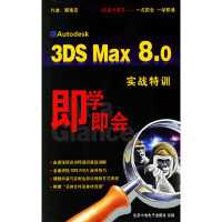 3ds max 8.0实战特训