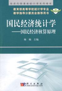 国民经济统计学:国民经济核算原理 (内容一致,印次、封面或原价不同,统一售价,随机发货)