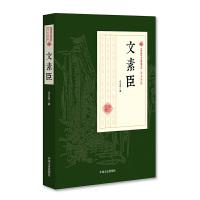 文素臣/民国通俗小说典藏文库·冯玉奇卷