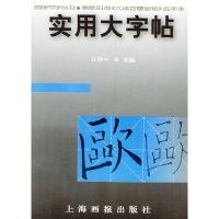 实用大字帖:唐欧阳询《九成宫醴泉铭》选字本——画报写字丛书