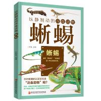 以静制动的冷血动物:蜥蜴(适合蜥蜴爱好者和初学者阅读的图鉴书。)