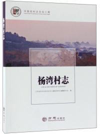 杨湾村志/中国名村志文化工程