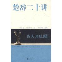 楚辞二十讲/伟大传统