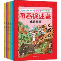 图画捉迷藏(6册)