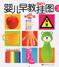 婴儿早教挂图3——0-3岁知识宝宝