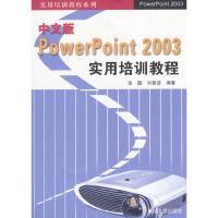 中文版PowerPoint 2003实用培训教程