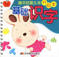 撕不烂婴儿书升级本基础识字