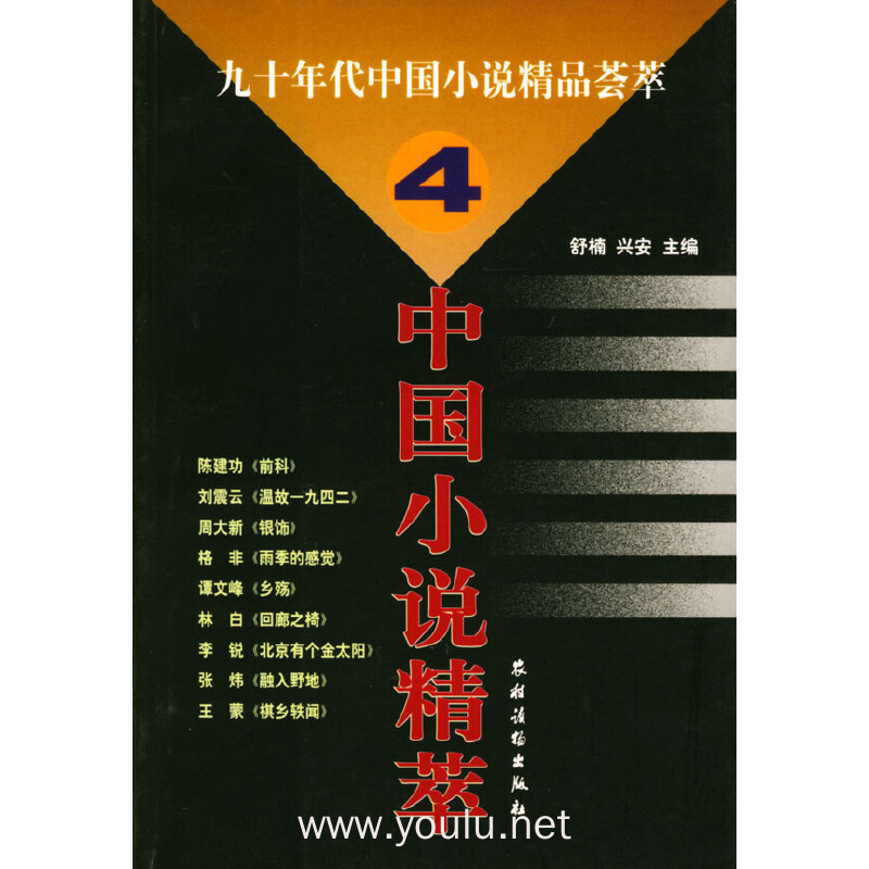 九十年代中国小说精品荟萃.4/中国小说精萃