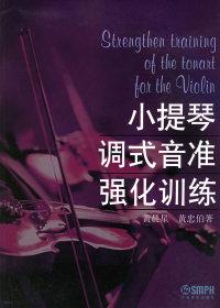 小提琴调式音准强化训练