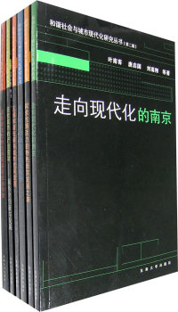 和谐社会与城市现代化研究丛书(第二辑)全六册