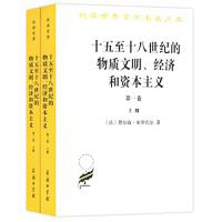 十五至十八世纪的物质文明、经济和资本主义(第一卷 日常生活的结构:可能和不可能 上下册 汉译名著17)
