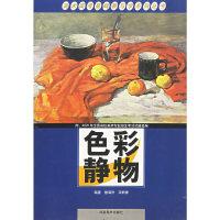 色彩静物/美术高考基础教与学系列丛书
