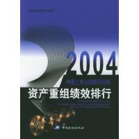 2004中国上市公司排行分析.资产重组绩效排行