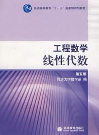 工程数学线性代数(第五版)(几���定价内容一样,随机发货)