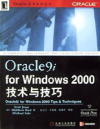 Oracle9i for Windows2000技术与技巧