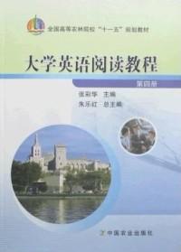 大学英语阅读教程:第四册