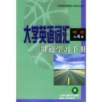 大学英语词汇贯通学习手册 精读4